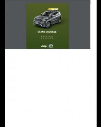 Jeep Grand Cherokee Zubehörprospekt