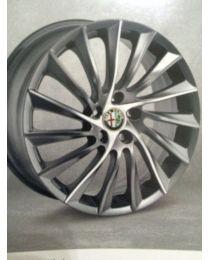 Alfa Romeo Giulietta 18 Zoll Mercury Grey Alufelge