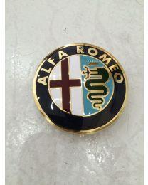 ALFA ROMEO 4 Stück Radnabendeckel Nabenabdeckung 60mm wheels caps