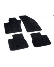 Fiat Tipo Velour Fußmatten 5 Türer & Kombi Premium Original Zubehör