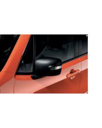 Jeep Renegade Spiegelkappen schwarz Matt