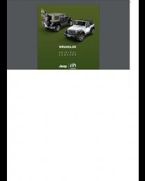 Jeep Wrangler Zubehörprospekt