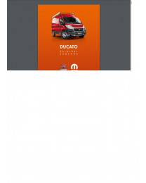 Fiat Ducato Zubehörprospekt