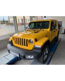 Jeep Wrangler Unlimited JL Sahara 2.0 T-GDI 4x4 Allrad Automatik