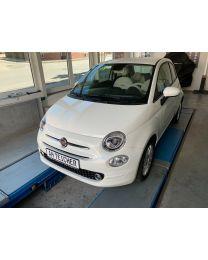 Fiat 500 Lounge Weiß