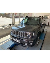 Jeep Renegade Limited 1.0l T-GDI Granit Crystal
