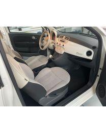 Fiat 500C Lounge Pompei Grau