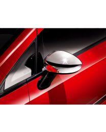 Spiegelkappen Chrom Fiat 500 und Fiat Punto