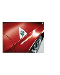 Alfa Romeo Giulietta QV Aufkleber Original Zubehör