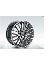 Alfa Romeo Giulietta Alu Felge 18 Zoll Titanchrom 1 Stück