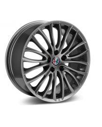 Alfa Romeo Giulietta Alu Felgen 18 Zoll Brunex Grau 1 Satz ( 4 Stück)