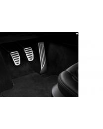 Alfa Romeo Giulia Pedal SET Automatikgetriebe Alu Original Zubehör