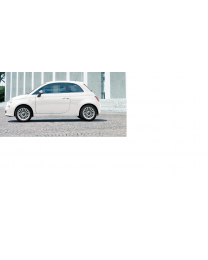 Fiat 500 Alufelgen 16 Zoll Original Zubehör 4 Stück